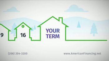 American Financing TV Spot, 'Custom Loan' - Thumbnail 1