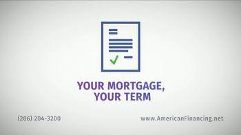 American Financing TV Spot, 'Custom Loan' - Thumbnail 5
