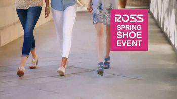 Ross Spring Shoe Event TV Spot, 'Top Brands and Big Savings' - Thumbnail 2