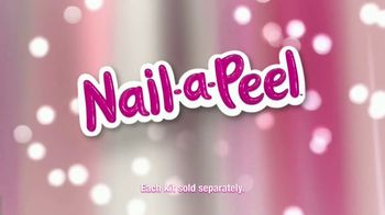 Nail-a-Peel TV Spot, 'Disney Channel: Nail Your True Style' [Spanish] - Thumbnail 10