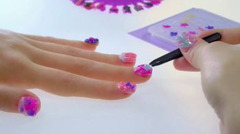 Nail-a-Peel TV Spot, 'Disney Channel: Nail Your True Style' [Spanish] - Thumbnail 2