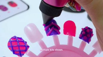 Nail-a-Peel TV Spot, 'Disney Channel: Nail Your True Style' [Spanish] - Thumbnail 6