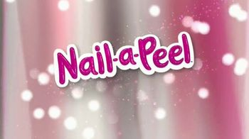 Nail-a-Peel TV Spot, 'Disney Channel: Nail Your True Style' [Spanish] - Thumbnail 9