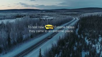 Post-it Extreme Notes TV Spot, 'For Tough Conditions' - Thumbnail 1