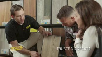 Lumber Liquidators Spring Black Friday Sale TV Spot, 'Lasting Style' - Thumbnail 7