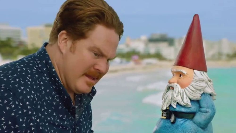 Travelocity TV Commercial, 'Call of My Stomach' Featuring Casey Webb