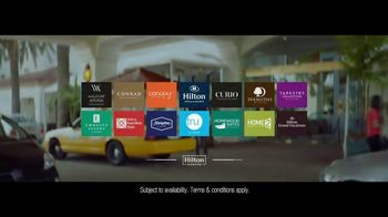 Hilton Hotels Worldwide TV Spot, 'Sports Getaway' - Thumbnail 10