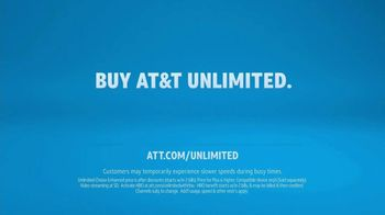 AT&T Unlimited TV Spot, 'More for Your Thing: Island' - Thumbnail 7