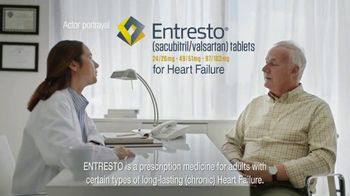 Entresto TV Spot, \'Your Heart Doesn\'t Only Belong to You\'