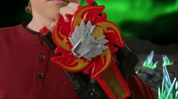 Power Rangers Lion Fire Battle Morpher TV Spot, 'Rev Up' - Thumbnail 4