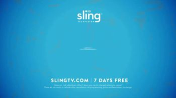 Sling TV Spot, 'Game Time' - Thumbnail 9