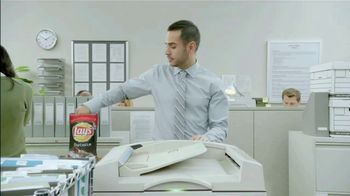 Lay's Barbecue TV Spot, 'Copy Machine' - 9503 commercial airings