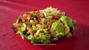 Wendy's Southwest Avocado Chicken Salad TV Spot, 'Figuratively' - Thumbnail 8