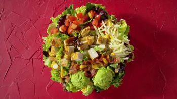 Wendy's Southwest Avocado Chicken Salad TV Spot, 'Figuratively' - Thumbnail 2