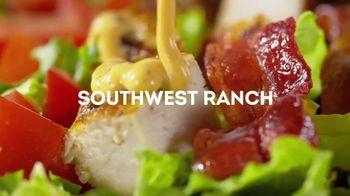 Wendy's Southwest Avocado Chicken Salad TV Spot, 'Figuratively' - Thumbnail 3
