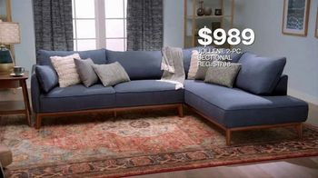 Macy's Furniture Sale TV Spot, 'Sectionals, Queen Beds and Dining Sets' - Thumbnail 5