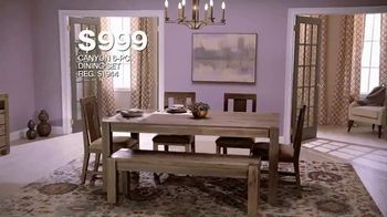 Macy's Furniture Sale TV Spot, 'Sectionals, Queen Beds and Dining Sets' - Thumbnail 8