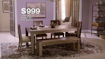 Macy's Furniture Sale TV Spot, 'Sectionals, Queen Beds and Dining Sets' - Thumbnail 9