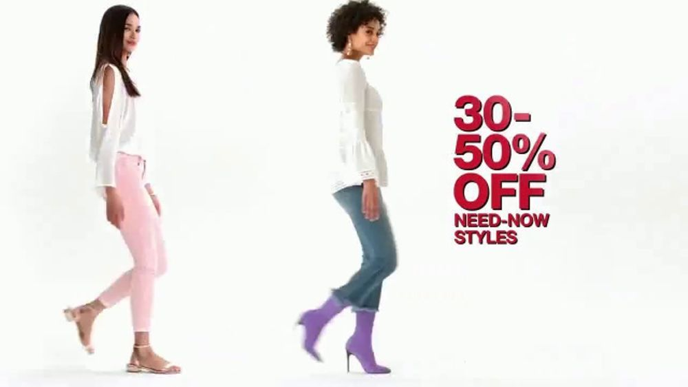 Macys 48 Hour Sale Tv Commercial Prom Dresses Shoes And Luggage