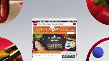 Arla Foods TV Spot, 'Food Network: Chopped Challenge'