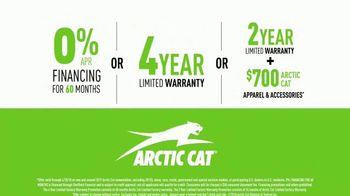 Arctic Cat Spring Guarantee Sales Event TV Spot, 'Alpha One' - Thumbnail 10