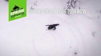 Arctic Cat Spring Guarantee Sales Event TV Spot, 'Alpha One' - Thumbnail 3