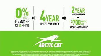 Arctic Cat Spring Guarantee Sales Event TV Spot, 'Alpha One' - Thumbnail 9