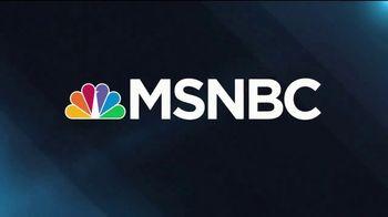 XFINITY X1 TV Spot, 'MSNBC Shows' - Thumbnail 1