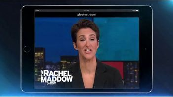 XFINITY X1 TV Spot, 'MSNBC Shows' - Thumbnail 5