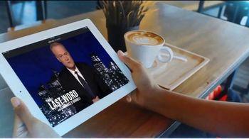 XFINITY X1 TV Spot, 'MSNBC Shows' - Thumbnail 6