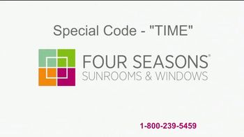 Four Seasons Sunrooms TV Spot, 'Special Offers From Four Seasons!' - Thumbnail 8