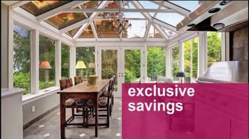 Four Seasons Sunrooms TV Spot, 'Special Offers From Four Seasons!'