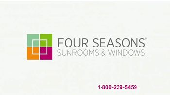 Four Seasons Sunrooms TV Spot, 'Special Offers From Four Seasons!' - Thumbnail 2