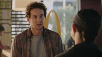 McDonald's $1 $2 $3 Dollar Menu TV Spot, 'Grocery Store' Feat. Jacob Zachar