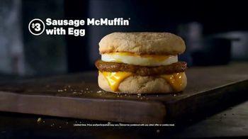 McDonald's $1 $2 $3 Dollar Menu TV Spot, 'Grocery Store' Feat. Jacob Zachar - Thumbnail 8