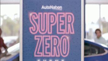 AutoNation Super Zero Event TV Spot, '2018 Ford F-150 SuperCrew' - Thumbnail 1