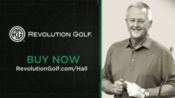 Revolution Golf TV Spot, 'Build a Better Golf Game' Featuring Martin Hall - Thumbnail 8