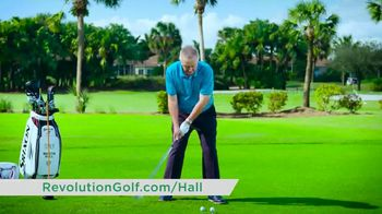 Revolution Golf TV Spot, 'Build a Better Golf Game' Featuring Martin Hall - Thumbnail 2