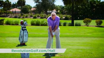 Revolution Golf TV Spot, 'Build a Better Golf Game' Featuring Martin Hall - Thumbnail 3