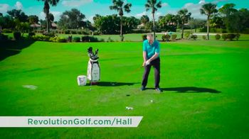 Revolution Golf TV Spot, 'Build a Better Golf Game' Featuring Martin Hall - Thumbnail 5