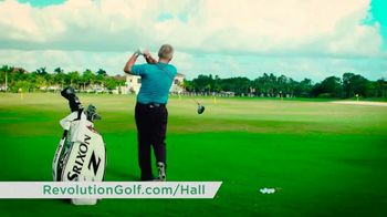 Revolution Golf TV Spot, 'Build a Better Golf Game' Featuring Martin Hall - Thumbnail 6