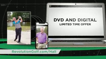 Revolution Golf TV Spot, 'Build a Better Golf Game' Featuring Martin Hall - Thumbnail 7
