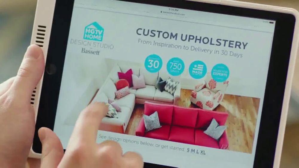 Bassett Hgtv Home Design Studio Tv Commercial 2016 Hgtv Smart Home Ispot Tv