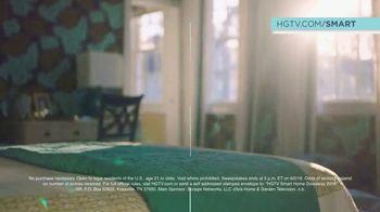 Bassett HGTV Home Design Studio TV Spot, '2016 HGTV Smart Home' - Thumbnail 10