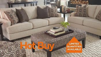 Ashley HomeStore TV Spot, 'New, Now and Wow: Hot Buy' - Thumbnail 6