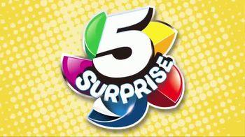 5 SURPRISE TV Spot, 'What's Inside Your Blue 5 SURPRISE?' - Thumbnail 8