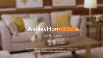 Ashley HomeStore TV Spot, 'New, Now and Wow: Older Tripton' - Thumbnail 10