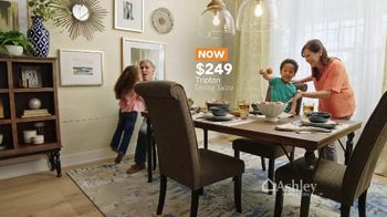 Ashley HomeStore TV Spot, 'New, Now and Wow: Older Tripton' - Thumbnail 3