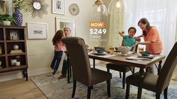 Ashley HomeStore TV Spot, 'New, Now and Wow: Older Tripton V2' - Thumbnail 3