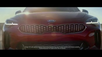 2018 Kia Stinger TV Spot, 'Change Happens and It Happens Fast' [T1] - Thumbnail 2